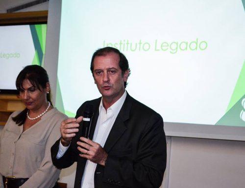 Empreendedores do Instituto Legado ministram  palestra sobre negócios sociais na ACP