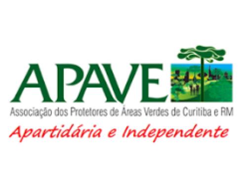 APAVE- Associação dos Protetores de Áreas Verdes de Curitiba e RM