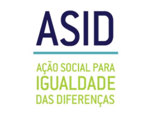 ASID – Ação Social para Igualdade das Diferenças
