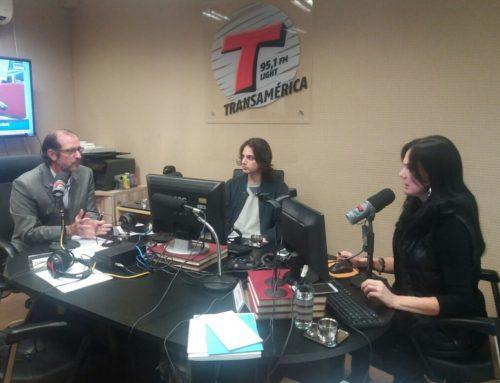 Presidente e fundador do Instituto Legado fala sobre empreendedorismo social à rádio Transamérica