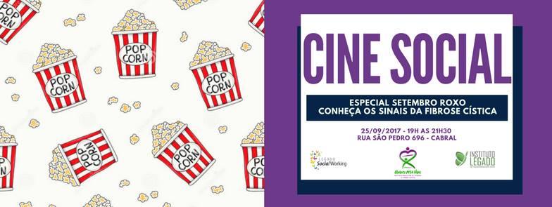 Cinesocial De Setembro Sera Dedicado A Fibrose Cistica Instituto Legado
