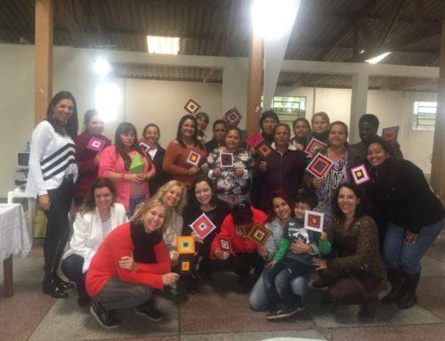 Após programa gratuito de empoderamento e geração de renda, mulheres da periferia abrem negócio próprio