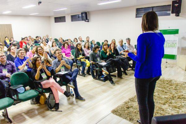 Instituto Legado terá bate-papo sobre o Projeto Legado 2018
