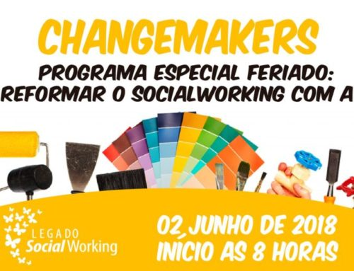 Participe do mutirão de reformas do Legado SocialWorking