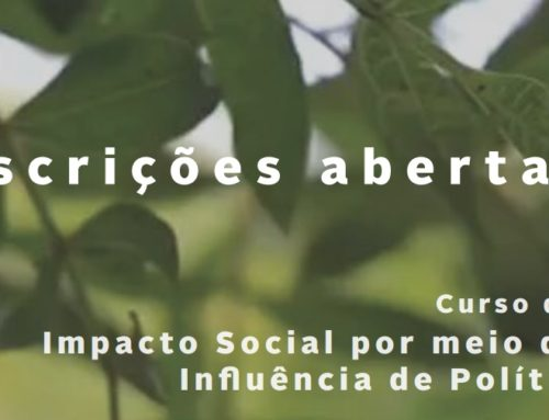 Instituto Legado lança curso EAD sobre impacto social por meio do advocacy