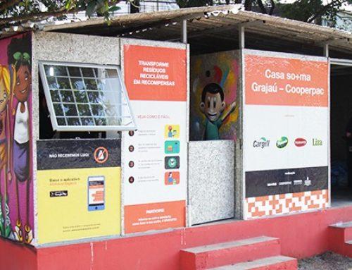 Negócio Social troca resíduo reciclável por capacitação para moradores de periferia