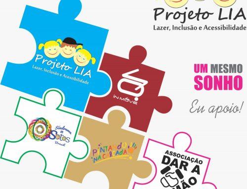 Projetos sociais promovem piquenique inclusivo neste sábado