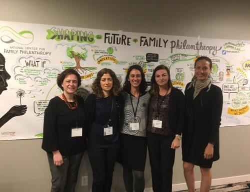 Instituto Legado participa de simpósio norte-americano sobre filantropia familiar