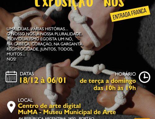 Associação CriarUm realiza exposição artística no Museu Municipal de Arte
