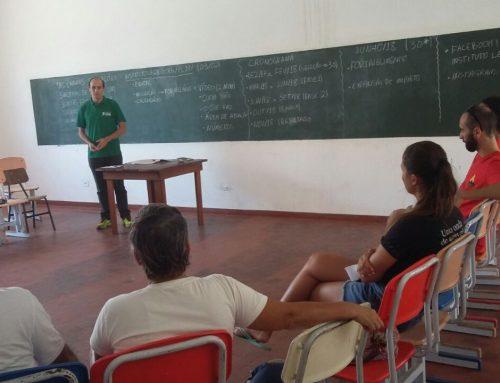 Instituto Legado promove bate-papo sobre o Projeto Legado em Guaratuba