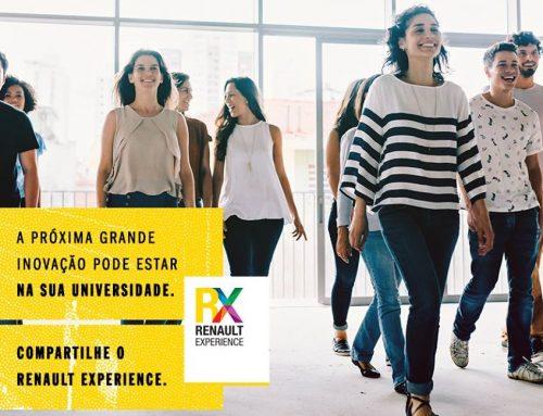 Renault Experience 2019 recebe inscrições até 1º de março