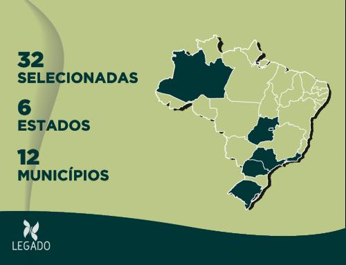 Projeto Legado 2019: Conheça as iniciativas selecionadas