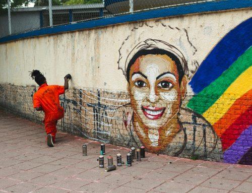 Instituto Aurora lança financiamento coletivo para pintar painel em homenagem a defensoras dos direitos humanos