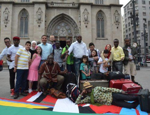 Pesquisa com refugiados no Brasil aponta boa formação acadêmica e disposição para empreender