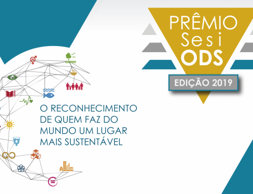 Instituto Legado é finalista do Prêmio Sesi ODS 2019