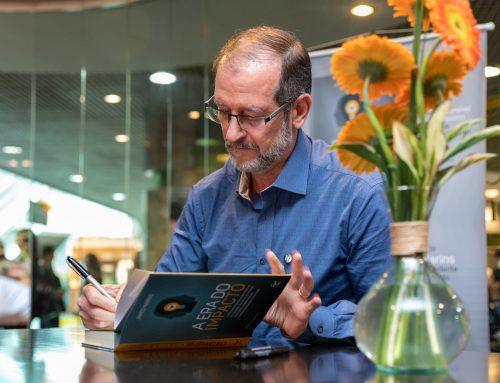A era do impacto será lançado em São Paulo com sessão de autógrafos
