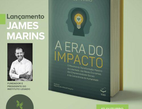 Livro sobre empreendedorismo social será lançado em Curitiba e motiva plantio de árvores