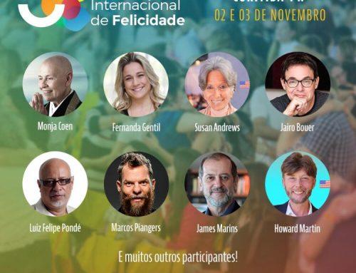 Ecossistema de empreendedorismo social estará na programação do Congresso da Felicidade