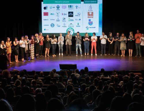 Prêmio Legado 2019: conheça os projetos vencedores