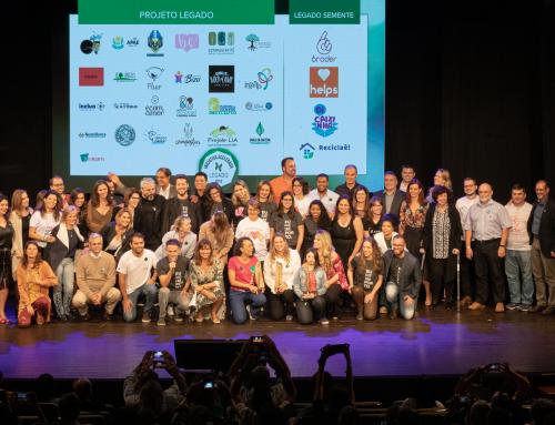 Projeto Legado 2020: conheça as iniciativas selecionadas