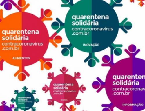 Rede de voluntários se mobiliza para enfrentar COVID-19 com soluções inovadoras