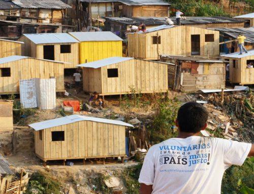 TETO Brasil lança campanha emergencial para prevenção da COVID-19 em comunidades vulneráveis