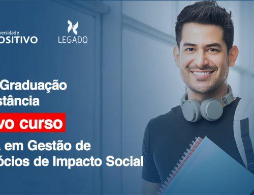 Rede Legado tem desconto no MBA em Gestão de Negócios de Impacto Social